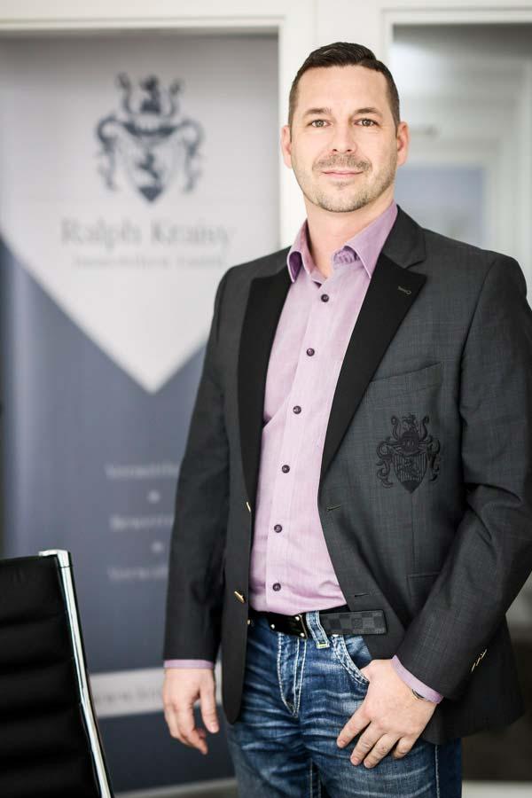 Ralph Kraisy - Immobilienmakler aus Friedberg und Augsburg