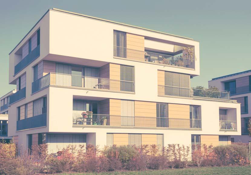 Neubau Loft & Penthouse in Augsburg